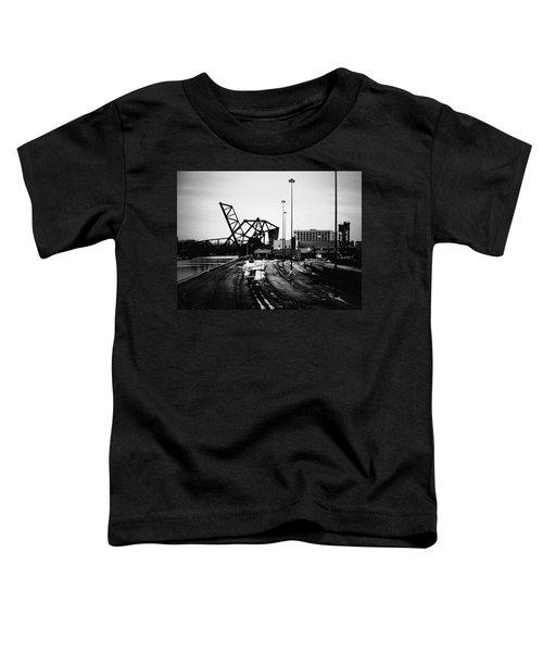 South Loop Railroad Bridge Toddler T-Shirt