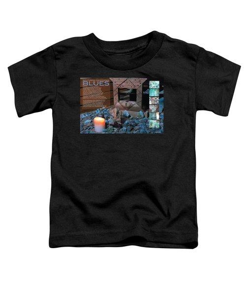 Southern California Blues Toddler T-Shirt