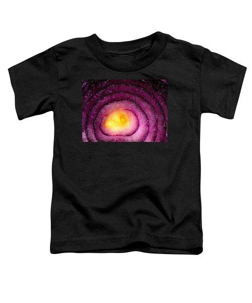 Space Allium Toddler T-Shirt