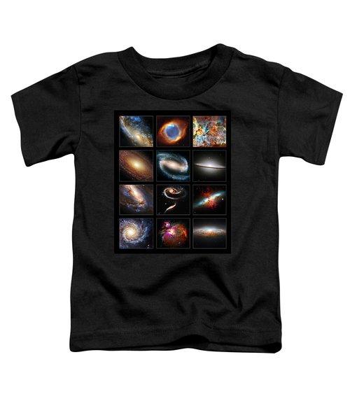 Space Beauties Toddler T-Shirt