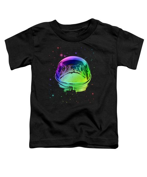 Space Frog Toddler T-Shirt