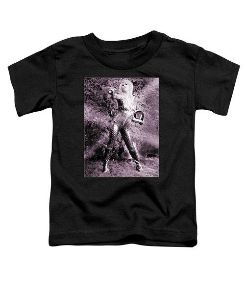 Space Vixon Toddler T-Shirt