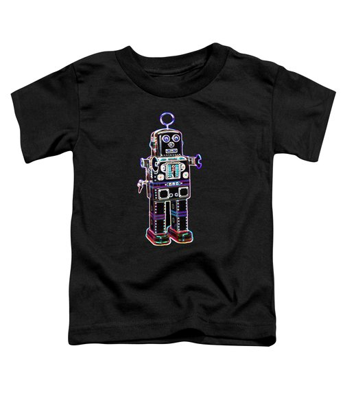 Spaceman Robot Toddler T-Shirt