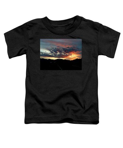 Spectacular Sky Toddler T-Shirt
