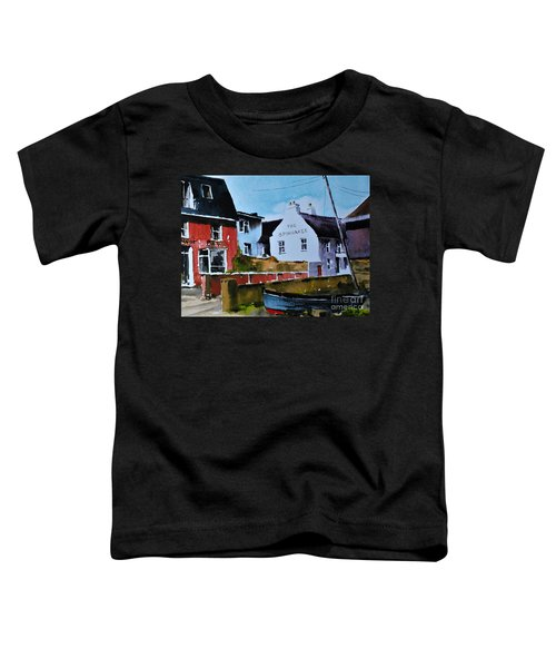 Spinaker In Scilly  Kinsale Toddler T-Shirt