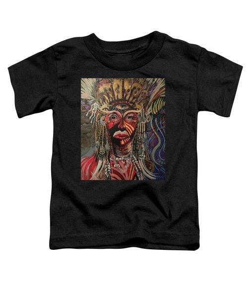 Spirit Portrait Toddler T-Shirt