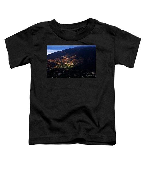 Spotlight From The Heavens Toddler T-Shirt