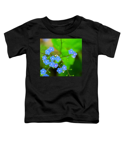 Spray Of Buttons Toddler T-Shirt