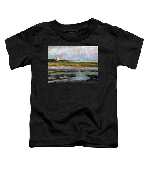 Springtime In The Marsh Toddler T-Shirt