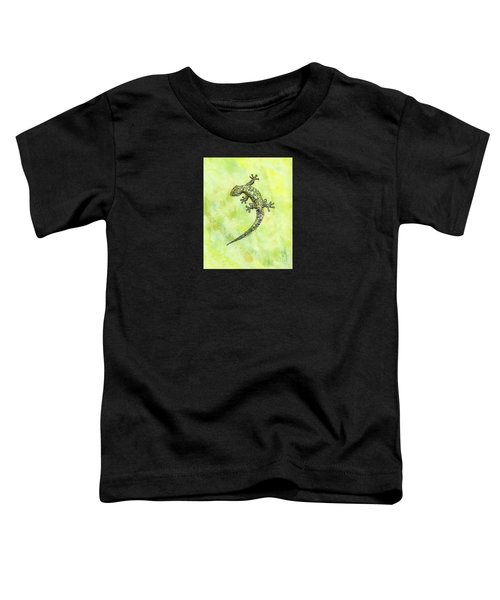 Squiggle Gecko Toddler T-Shirt