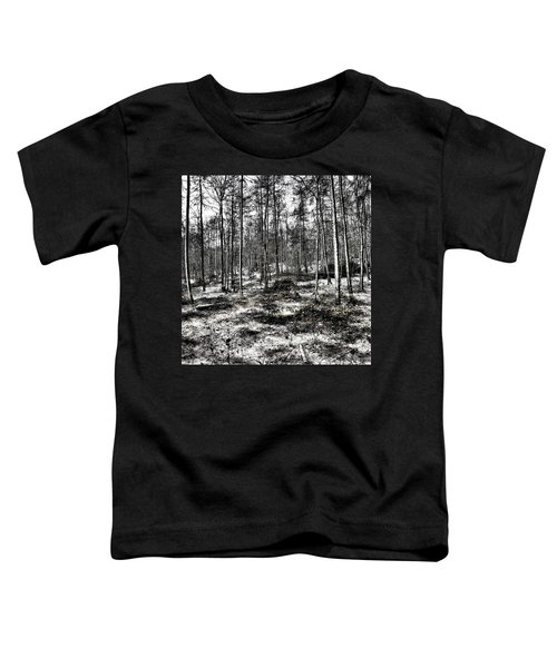 St Lawrence's Wood, Hartshill Hayes Toddler T-Shirt