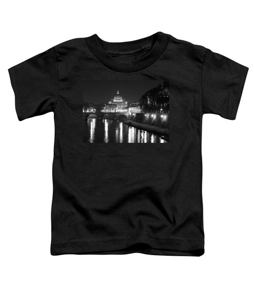 St. Peters At Night Toddler T-Shirt