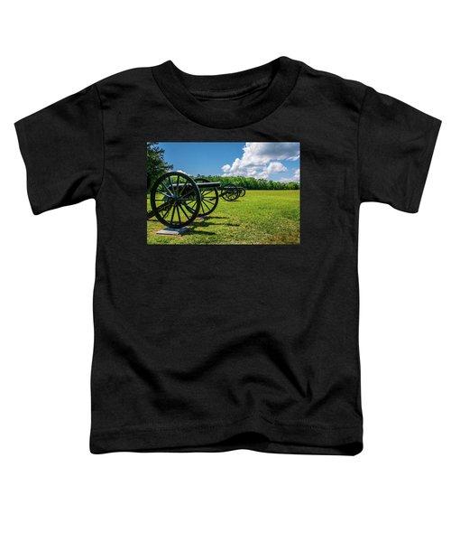 Standing Guard Toddler T-Shirt