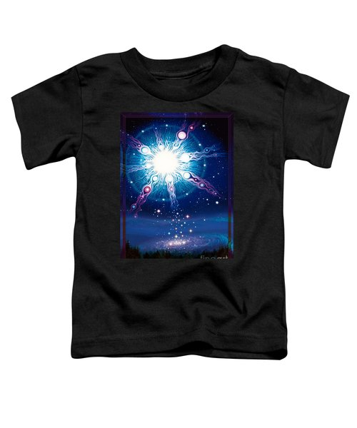 Star Matrix Toddler T-Shirt