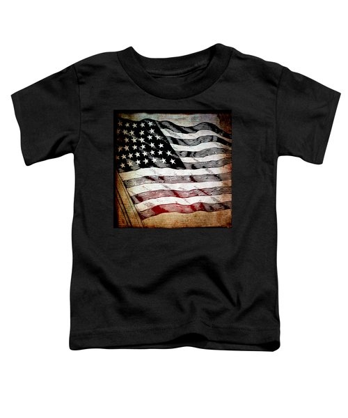 Star Spangled Banner Toddler T-Shirt