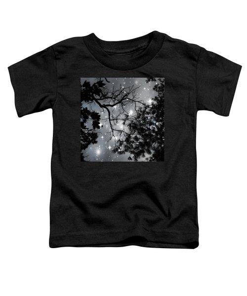 Starry Night Sky Toddler T-Shirt