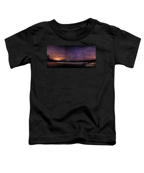 Stars Over Lake Eaton Toddler T-Shirt