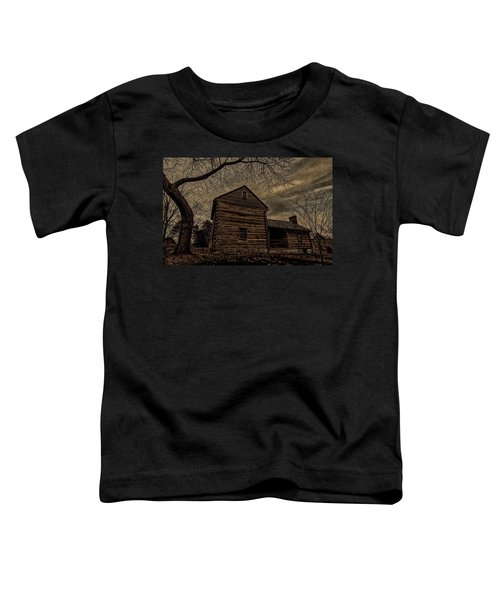 State Capital Of Tennessee Toddler T-Shirt
