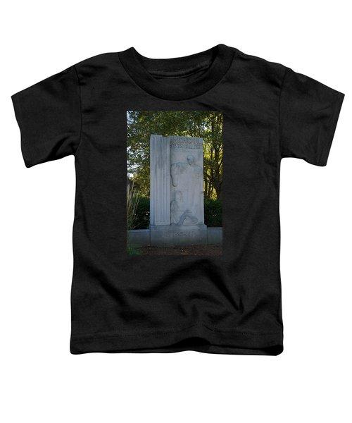 Statue Toddler T-Shirt