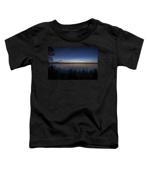 Steelworkers Park View At Dawn Toddler T-Shirt