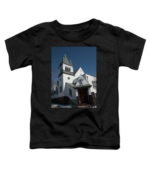 Steinwy Reformed Church Steinway Reformed Church Astoria, N.y. Toddler T-Shirt