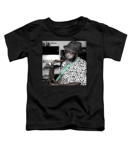 Steve Gundhi Toddler T-Shirt