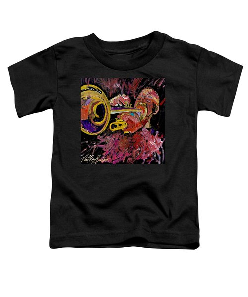 Steve Longs Celebration Of Life Toddler T-Shirt