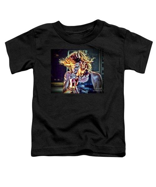 Steven Sings Toddler T-Shirt