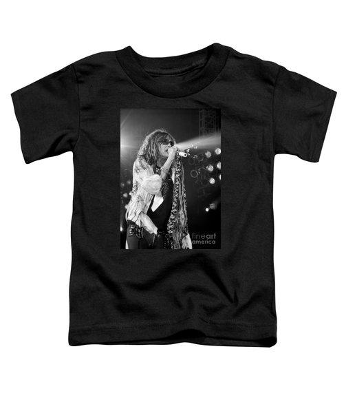 Steven Tyler In Concert Toddler T-Shirt