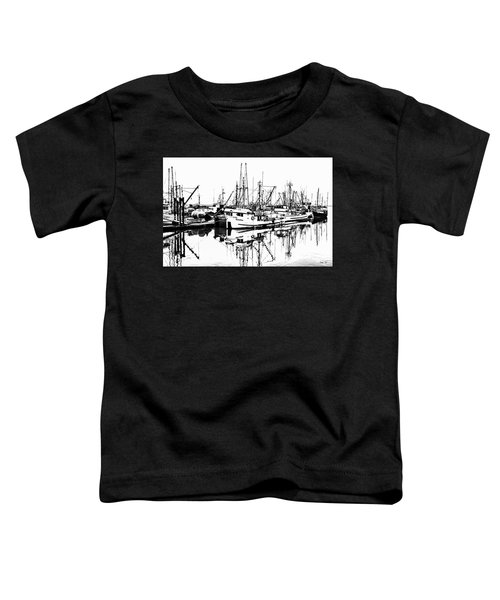 Steveston Harbor Toddler T-Shirt