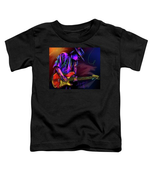 Stevie Ray Vaughan Toddler T-Shirt