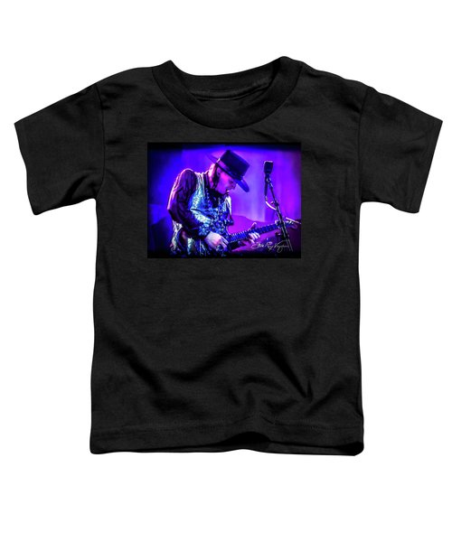 Stevie Ray Vaughan - Tightrope Toddler T-Shirt
