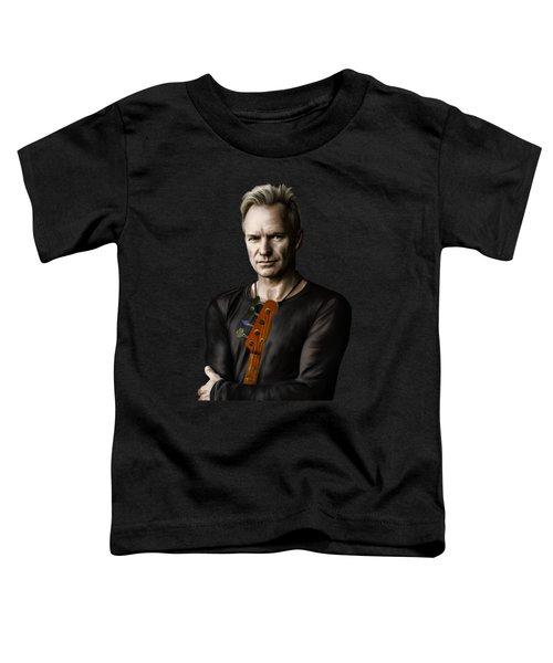 Sting Toddler T-Shirt