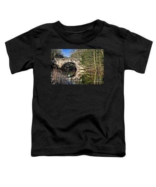 Stone Bridge On River Toddler T-Shirt