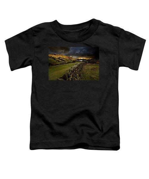 Storm Over Windermere Toddler T-Shirt