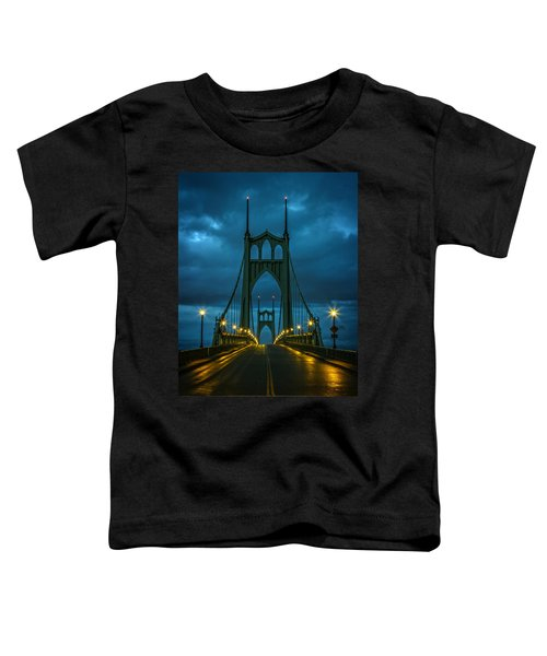Stormy St. Johns Toddler T-Shirt