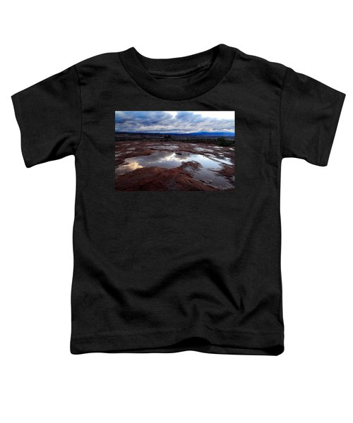 Stormy Sunrise Toddler T-Shirt