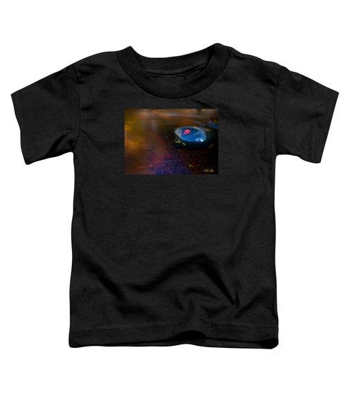 Stranded Leaf Toddler T-Shirt