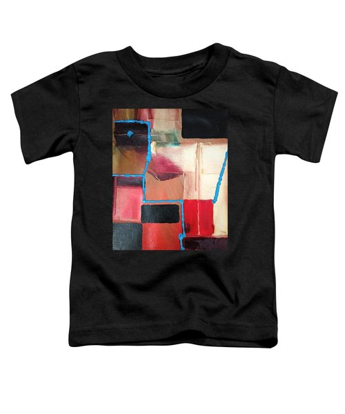 String Theory Abstraction Toddler T-Shirt