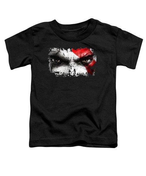 Strong Warrior Toddler T-Shirt