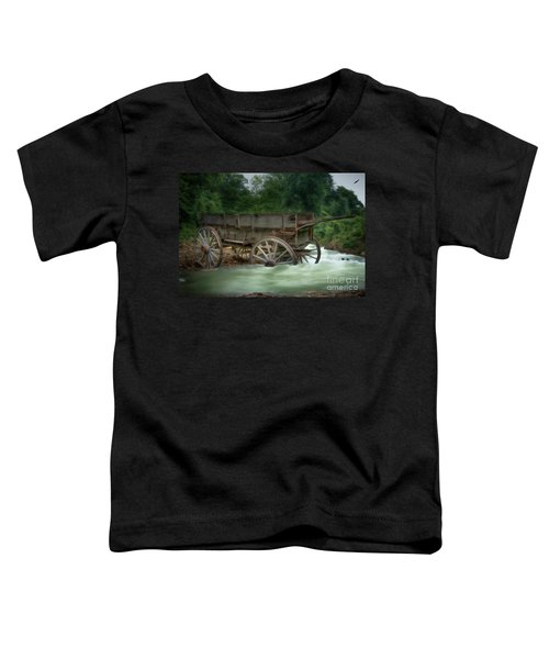 Stuck In Time Toddler T-Shirt