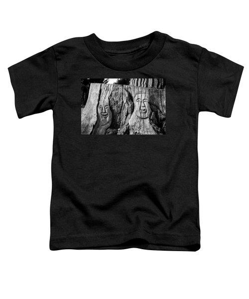 Stump Faces 2 Toddler T-Shirt
