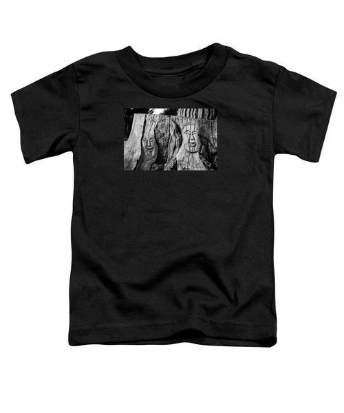 Stump Faces 2 Toddler T-Shirt