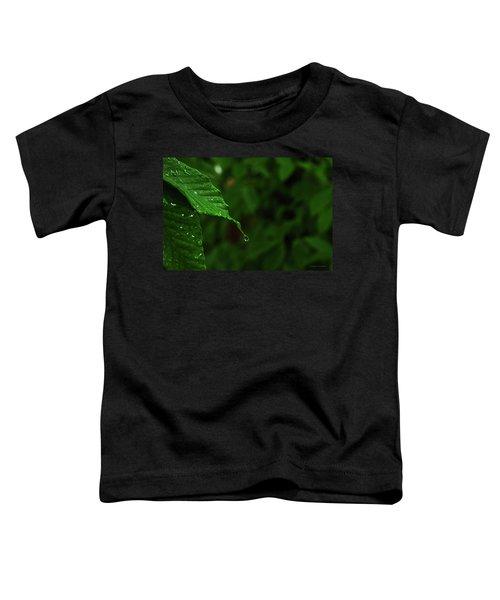 Summer Rain Toddler T-Shirt