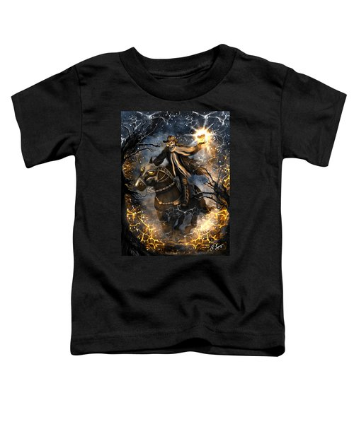 Summoned Skull Fantasy Art Toddler T-Shirt