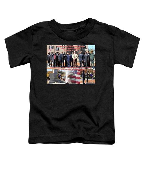 Sumter County Memorial Of Honor Toddler T-Shirt