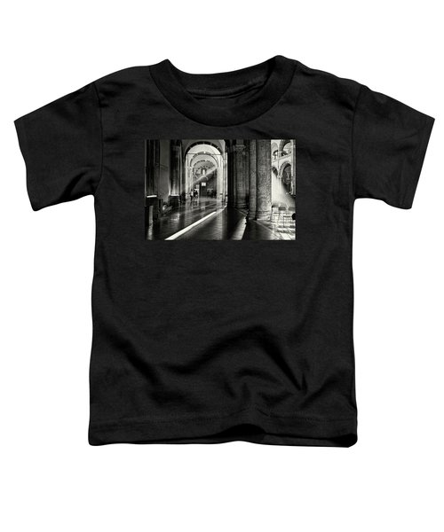 Sunbeam Inside The Church Toddler T-Shirt