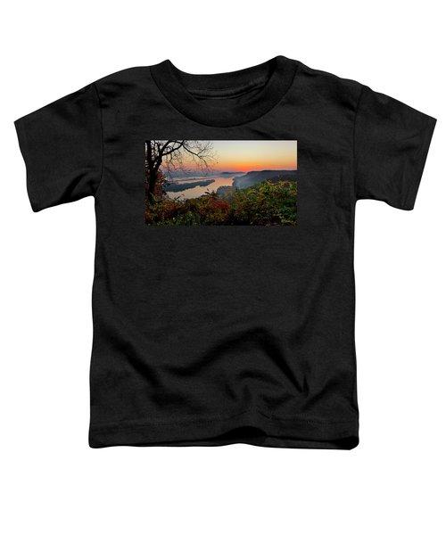 Sunrise At Homer, Mn Toddler T-Shirt