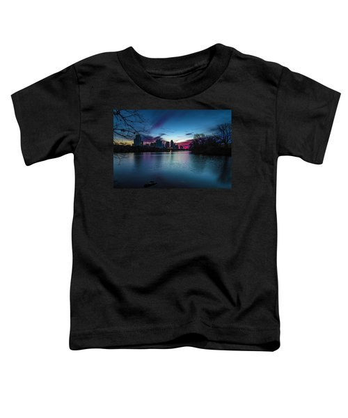 Sunrise At Lou Neff Point Toddler T-Shirt