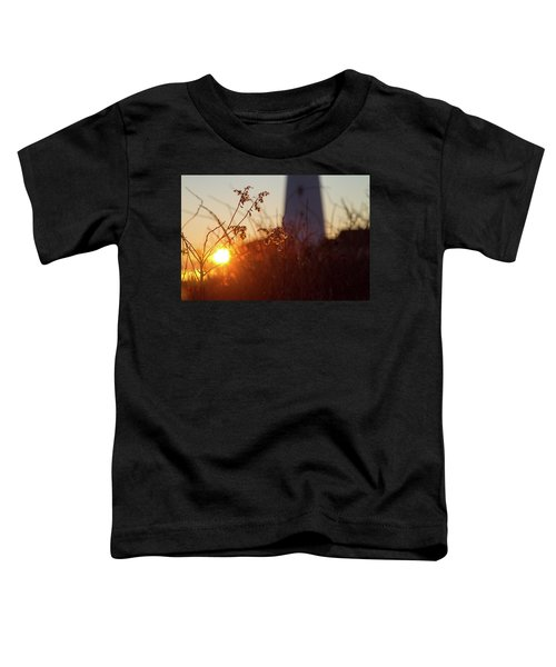 Sunrise Backlight Toddler T-Shirt